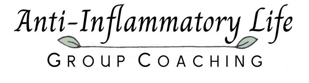 Anti-Inflammatory Life Group Coaching